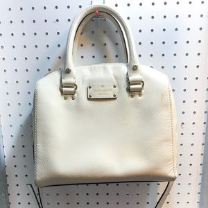 Kate Spade ♠️ Purse with attachable long strap!